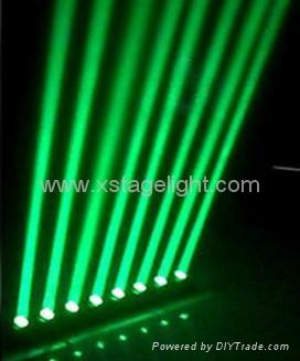 8*10W CREE RGBW 4IN1 Led Beam Bar Lamp 3