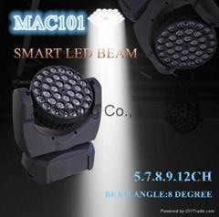 Led professional martin mac 101 mini led martin martin moving lights