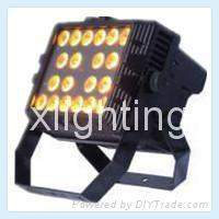 高功率20 *18瓦特RGBWA+ UV6合1 LED洗牆燈LED投光燈(X-W2018