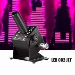 LED  CO2 Jet Machine