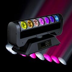 像素LED顯示屏酒吧LED搖頭燈