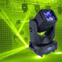 4顆LED25W燈設計搖頭光束燈