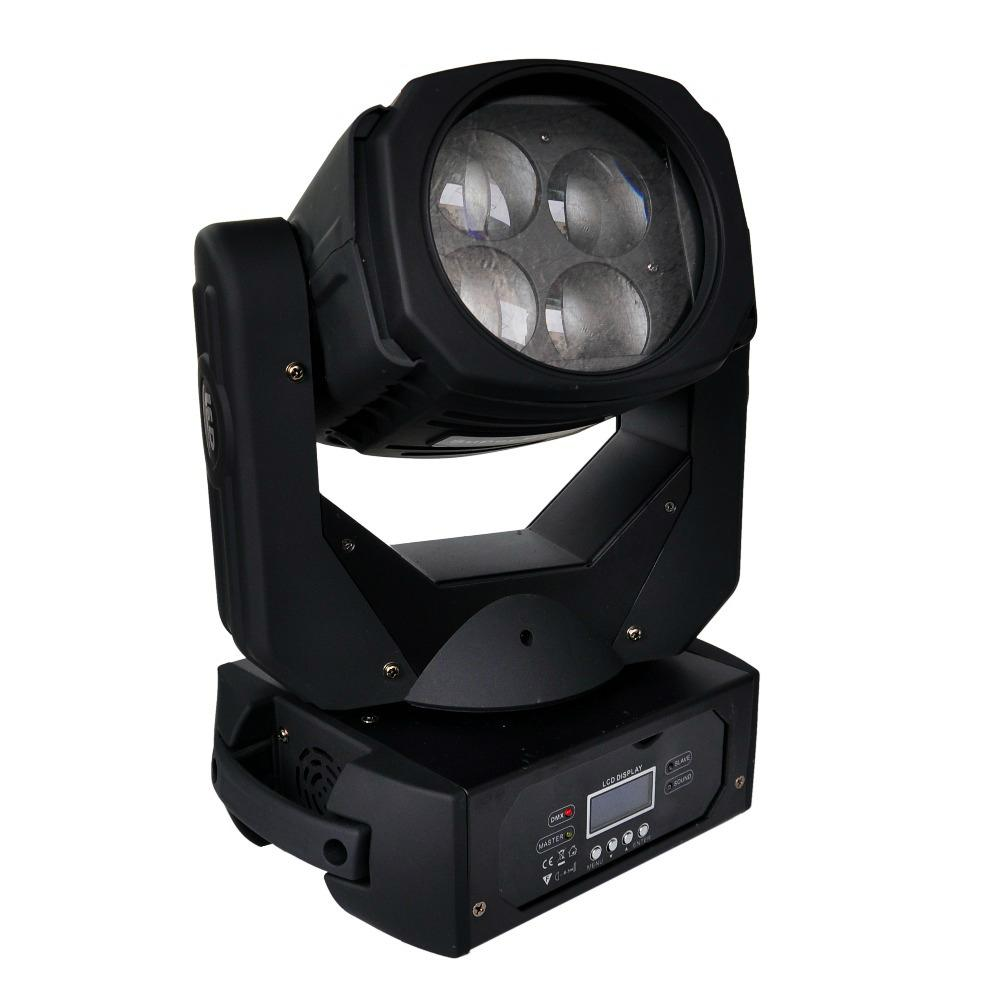 4Pcs*25W LED Design Lamp Moving Head Beam Light 3