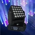 LED matrix light