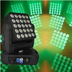 25*15W King Panel Led Martrix Led Moving Head Light Stage Lighting
