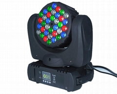36*3W  Led Beam Moving H