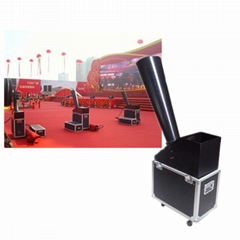 CO2 Cyclone Paper Machine / Big Show/Event Dj Lighting System / Stage Effect