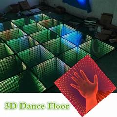 魔朮3D LED地板磚