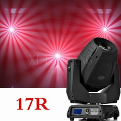17R Beam  Moving Head Stage Lighting