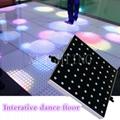 Sensor Led Dance Floor  Interactive Dance Floor Led Stage Light