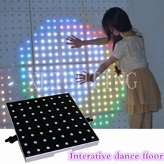 Lnteractive Led Dance Floor/Led Dance Floor