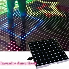 Led Interactive Dance Fl