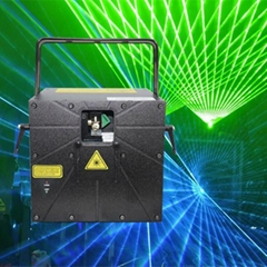 RGB Animation Laser R 637MN Laser Light