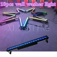 18顆室外LED洗牆燈