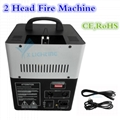 Stage Flame Special Effect Machine 2 Channels Fire Projector