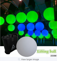 China Manufacturer Kinetic Light led color  Lifting Ball