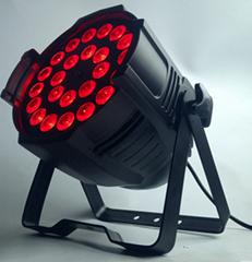 高品質RGBWAUV 6 In1室內DMX舞臺燈