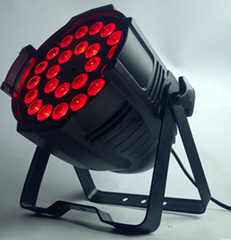 High Quality RGBWAUV 6 In1 Indoor DMX Stage Led Par Light