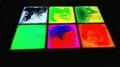 RGB portable liquid Stage portable LED