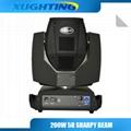 Sharpy Beam Effect Stage Lighting 5R