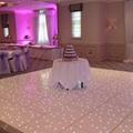Wedding stage decoration used led dance floor for sale