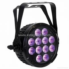 12*18W LED PAR  RGBW  4IN1 Waterproof Light
