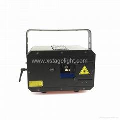 迷你投影机RGB 3W激光灯