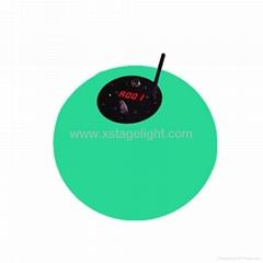 熱銷產品無線電池dmx led球