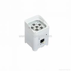 RGBWAP 6in1 battery wireless led par