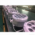 New products battery powered wireless dmx led par lights