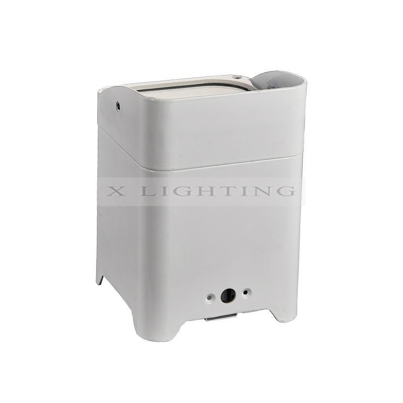 Xlighting 6in1 led wireless battery par light 2