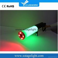 RGB彩色LED CO2枪DJ舞台设备