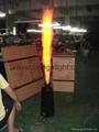 DMX Fire Machine Stage Equipment Color Fire Machine