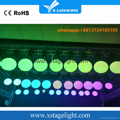 Xlighting stage decoration led magic ball effect light for club