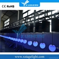LED Lift 3D ball with winch cable