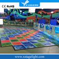 Guangzhou new design liquid dance floor for sale
