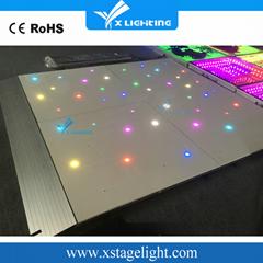 星光舞池,RGB氾光燈,LED地板磚