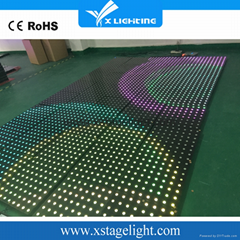 Led Interactive Dance Floor