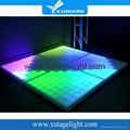 full colour dmx rgb control dj led digital dance floor
