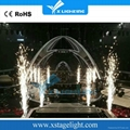 Guangzhou cold stage indoor wedding fireworks