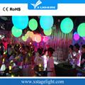 led kinetic lighting system/color led disco ball