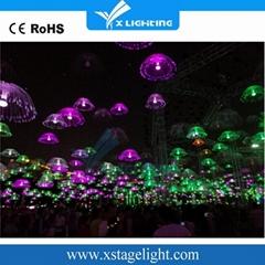 2018年新產品led水母led動能燈