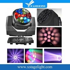 High quality k10 bee eye led moving head disco light