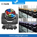 19  big Bee Eye Zoom  Moving Head Beam stage Light