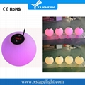professional stage decoration led lifting ball light