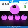 hot products wireless battery dmx led kinetic light