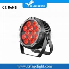 18 *3W LED平板/帕超薄LED舞台灯RGB LED帕灯/户外灯