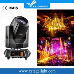 Guangzhou wholesale 350w sharpy 17r beam moving head light for show