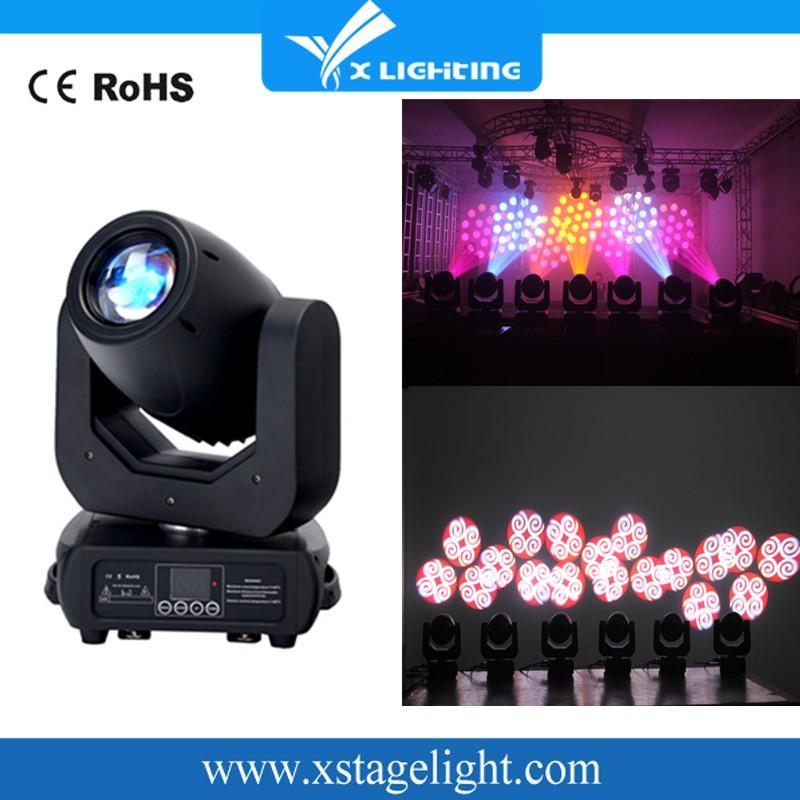 xlighting Hot Sell 150w spot beam led moving head light