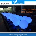 Manufacturer full color stage dmx512 led ball
